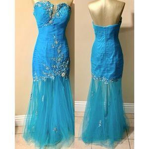 New Cinderella Prom Dress